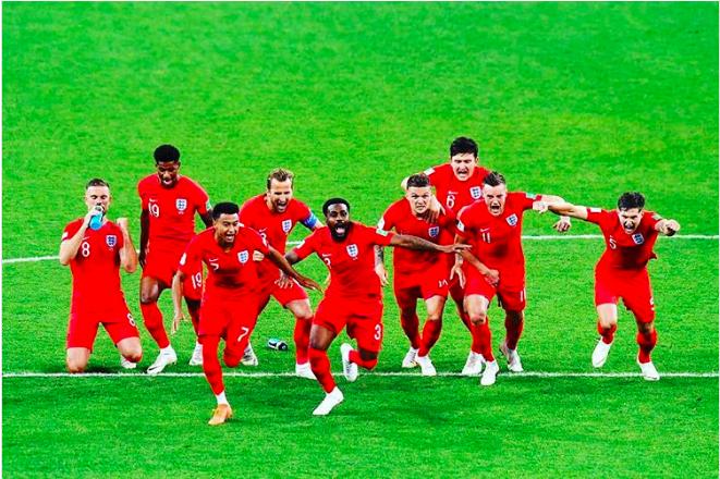 2018ワールドカップのラウンド16が終了!Tavitt Footballがベスト11を選出!