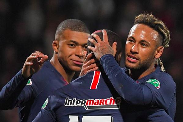 ネイマールがトップ!サッカー選手市場価値ランキングが発表!【2019年1月】